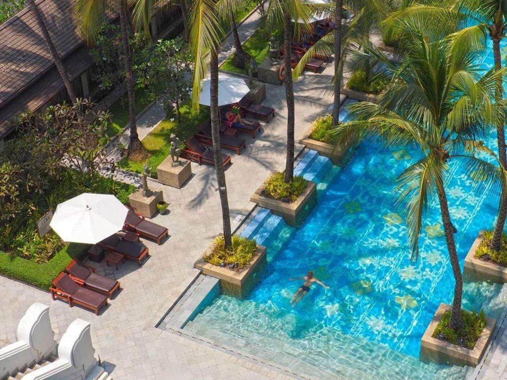 Yangon, Chatrium hotel | Rama Tours
