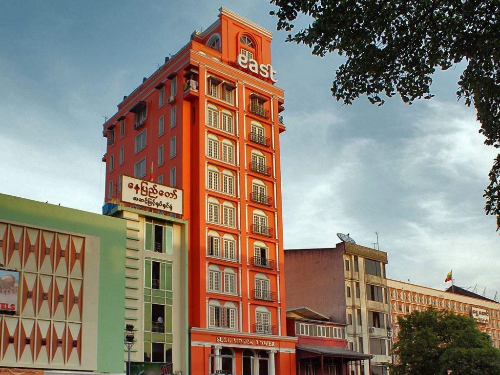 Yangon, East hotel | Rama Tours