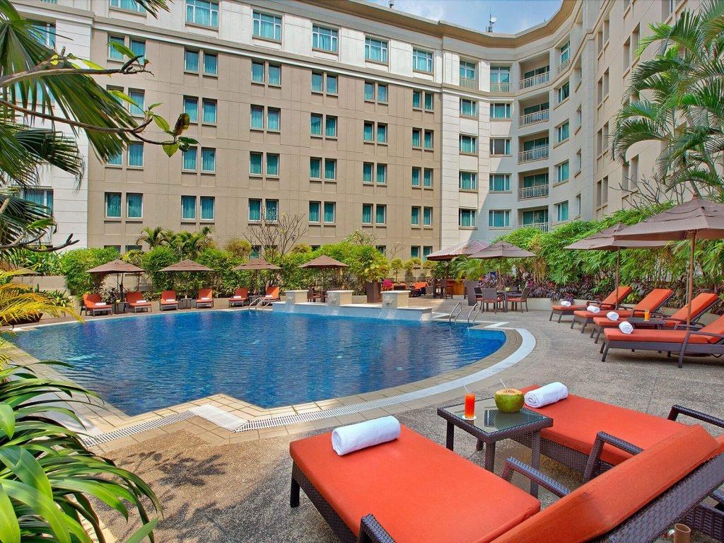 Yangon, Park Royal hotel | Rama Tours