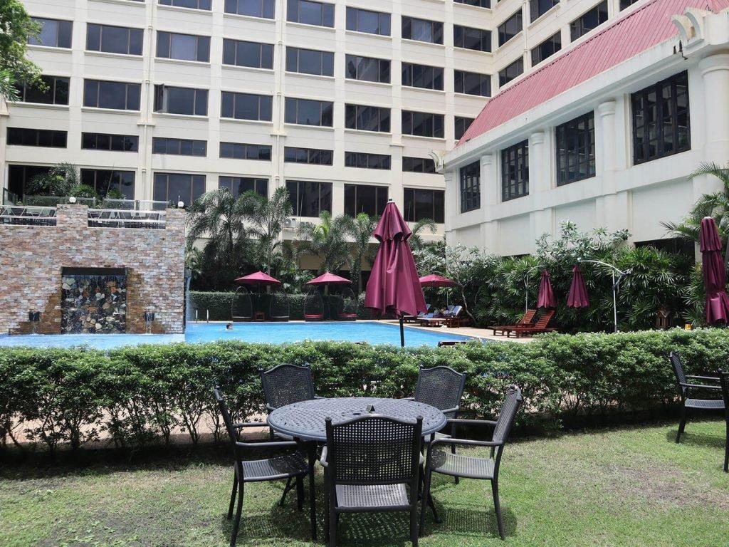 Yangon, Rose garden hotel | Rama Tours