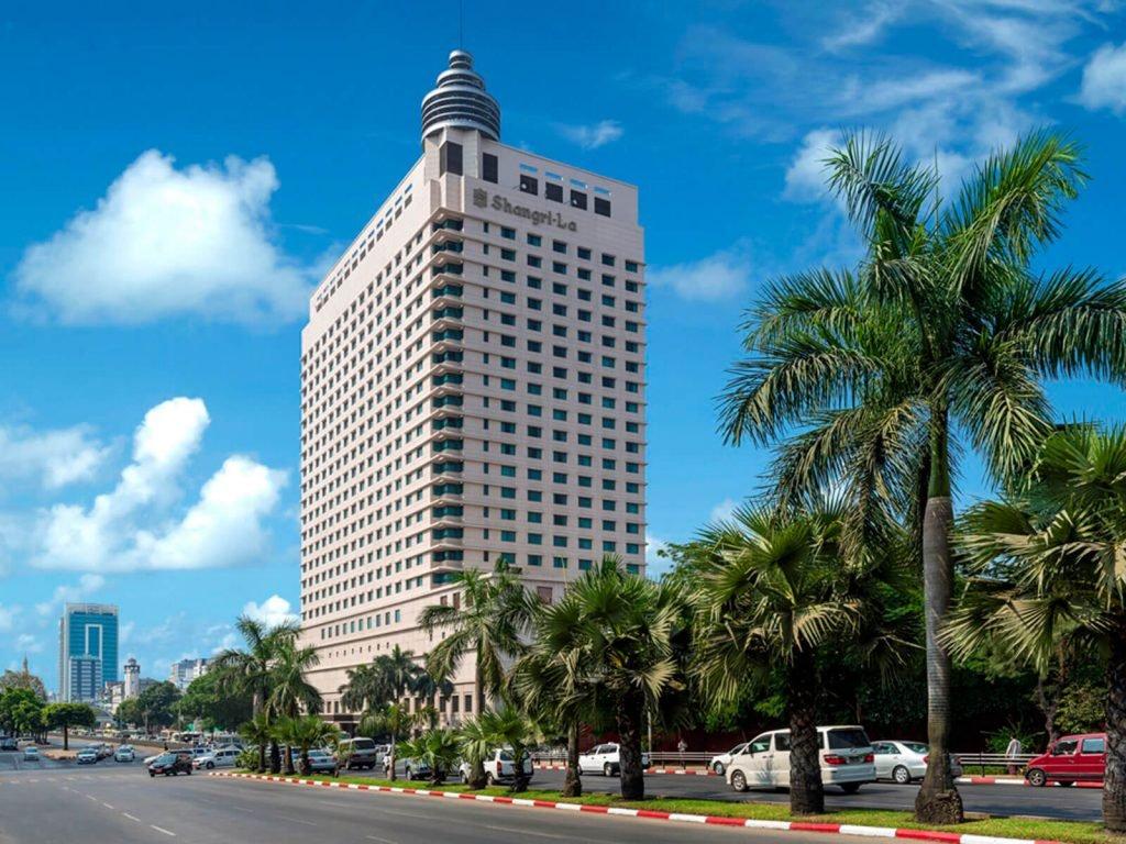 Yangon, Sule Shangri-La hotel | Rama Tours