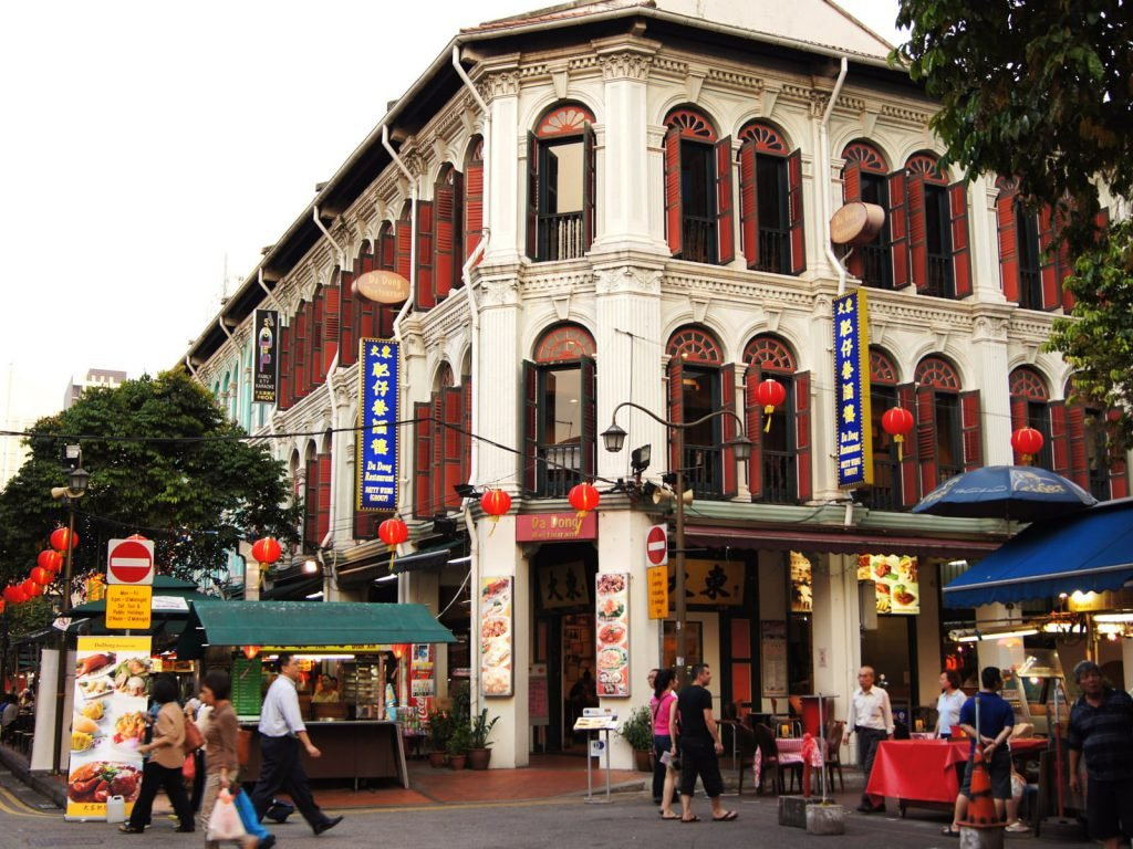 China Town Singapore | Rama Tours
