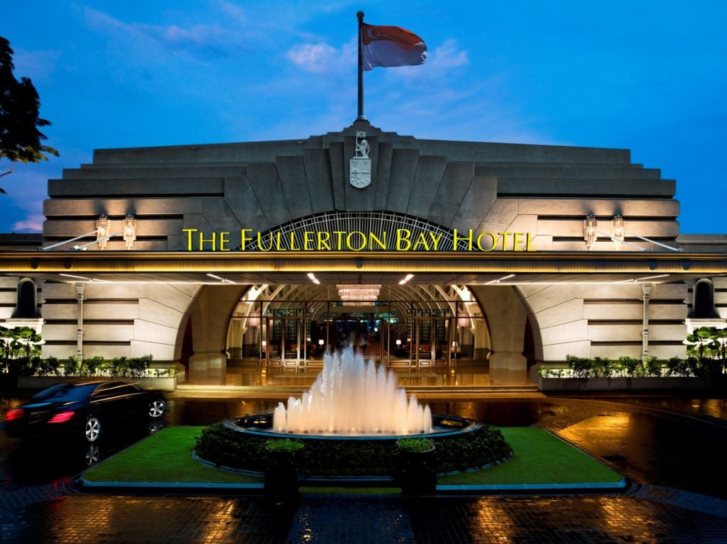 Singapore, The Fullerton Bay Hotel | Rama Tours