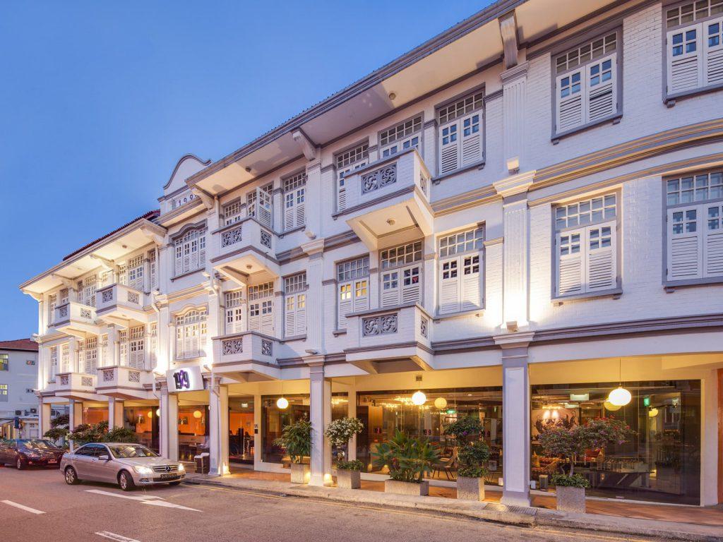 Singapore, Hotel 1929 | Rama Tours