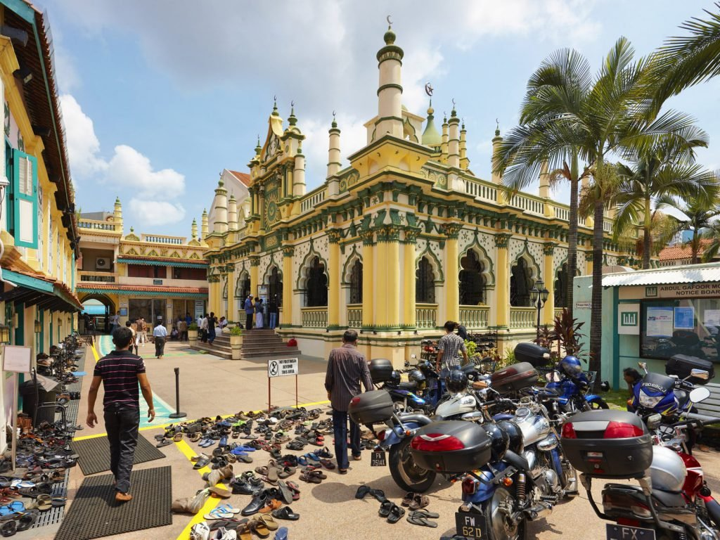 Little India Singapore   Rama Tours
