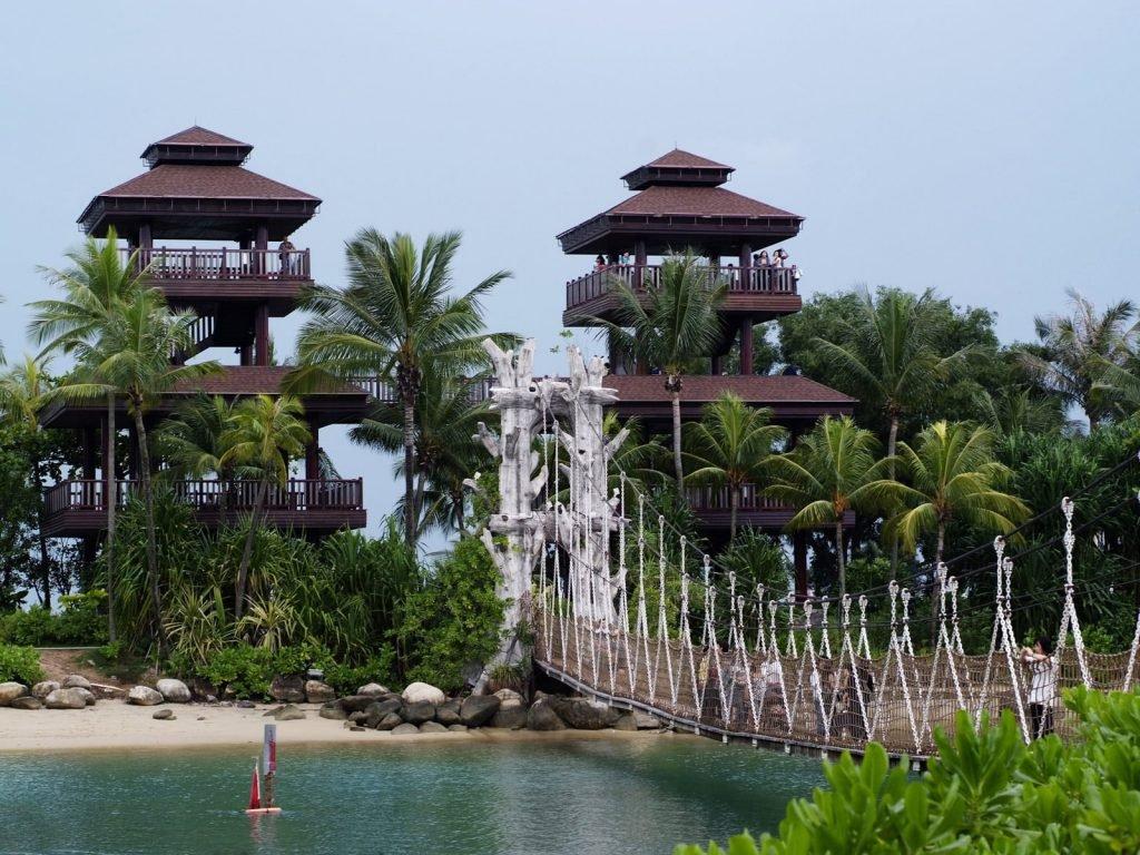 Sentosa Island Singapore | Rama Tours