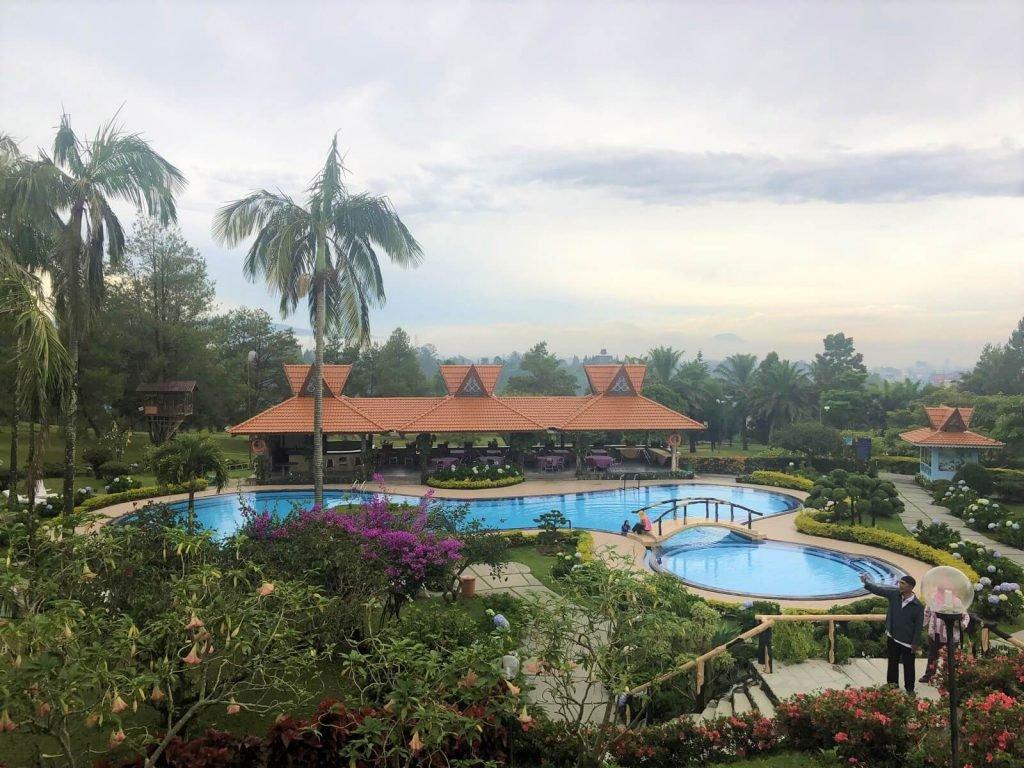Berastagi, Sinabung Hills hotel | Rama Tours