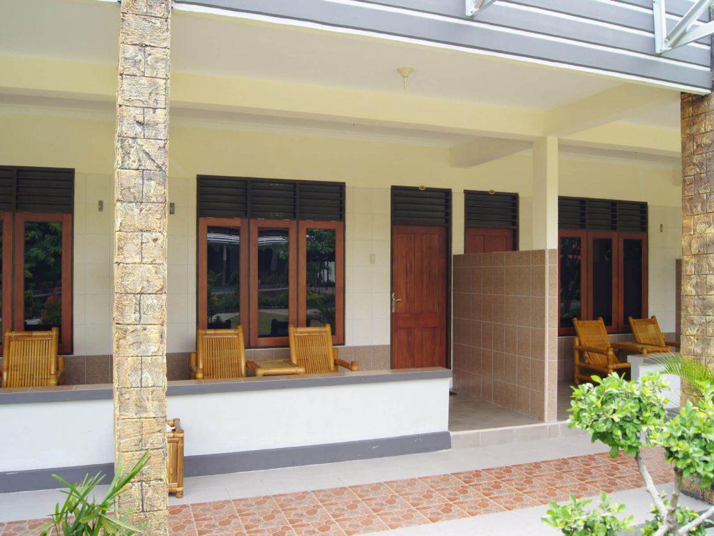 Bukit Lawang, Rindu Alam Hotel | Rama Tours