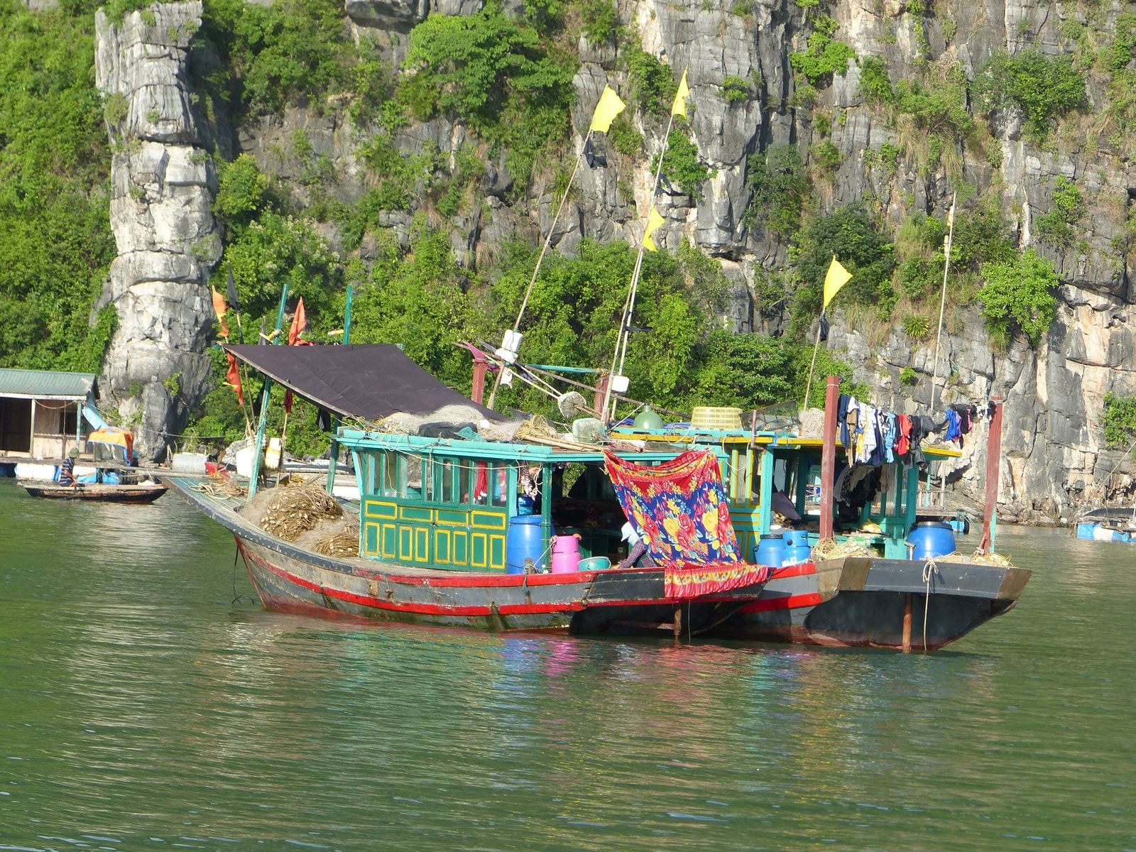 rondreis vietnam halong bay 2