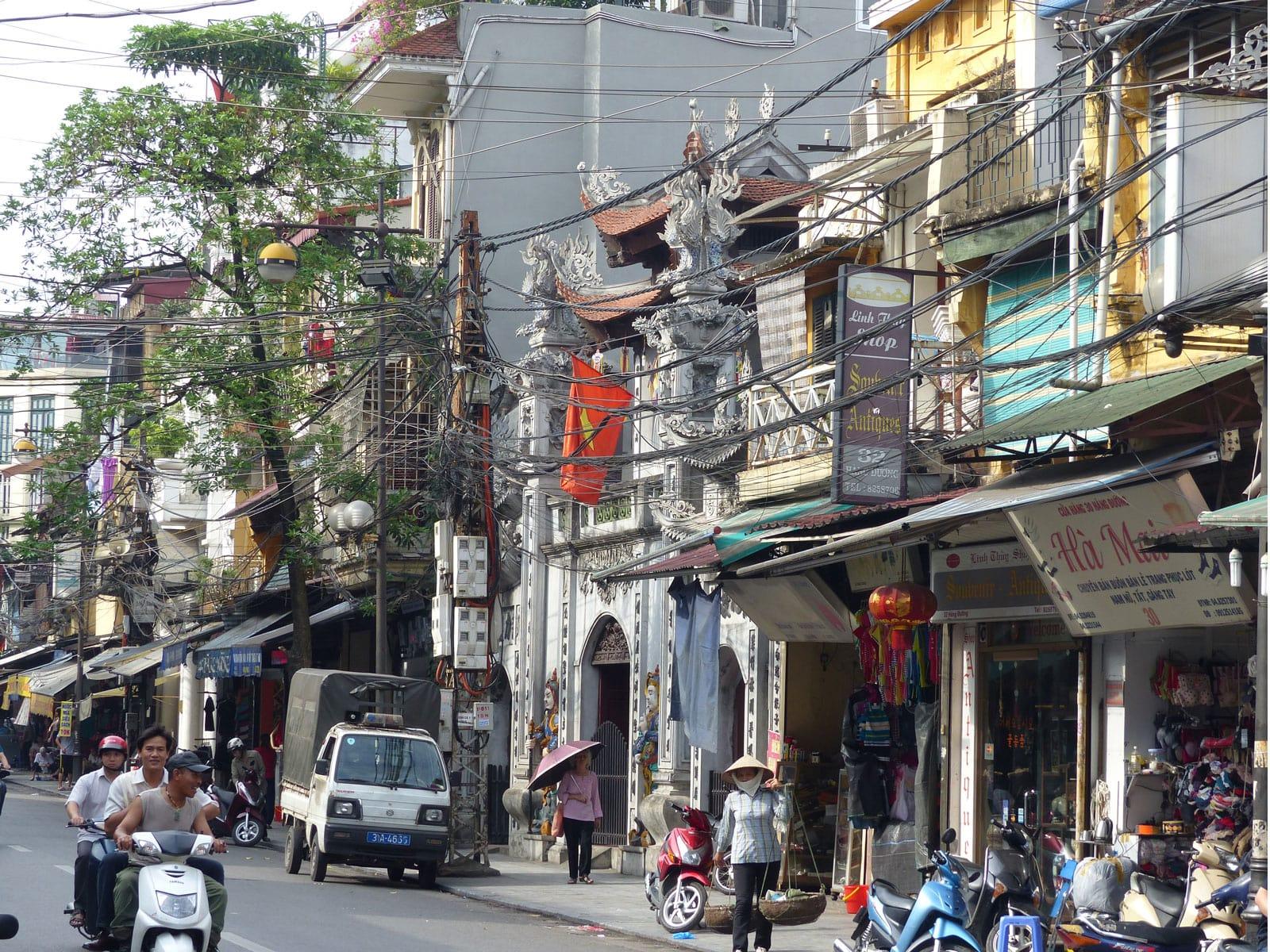 rondreis vietnam hanoi 6