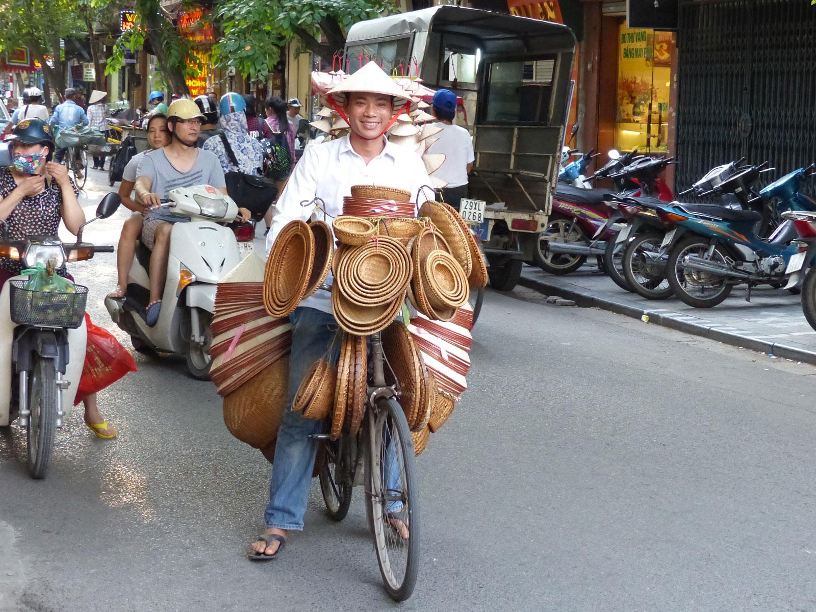 rondreis vietnam hanoi 7
