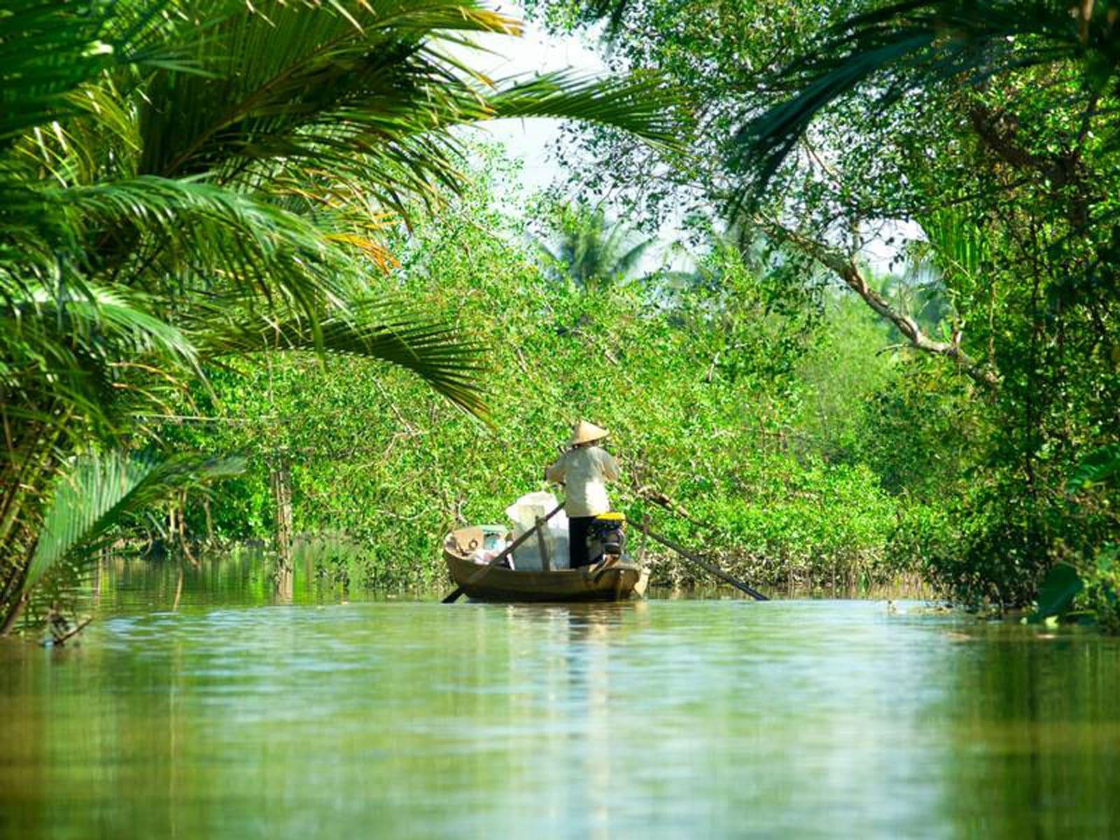 rondreis vietnam mekong delta hoogtepunt 1