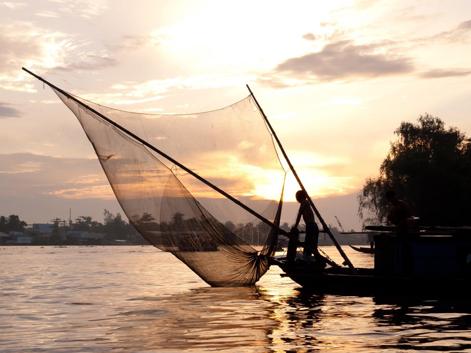 rondreis vietnam mekong delta hoogtepunt 16