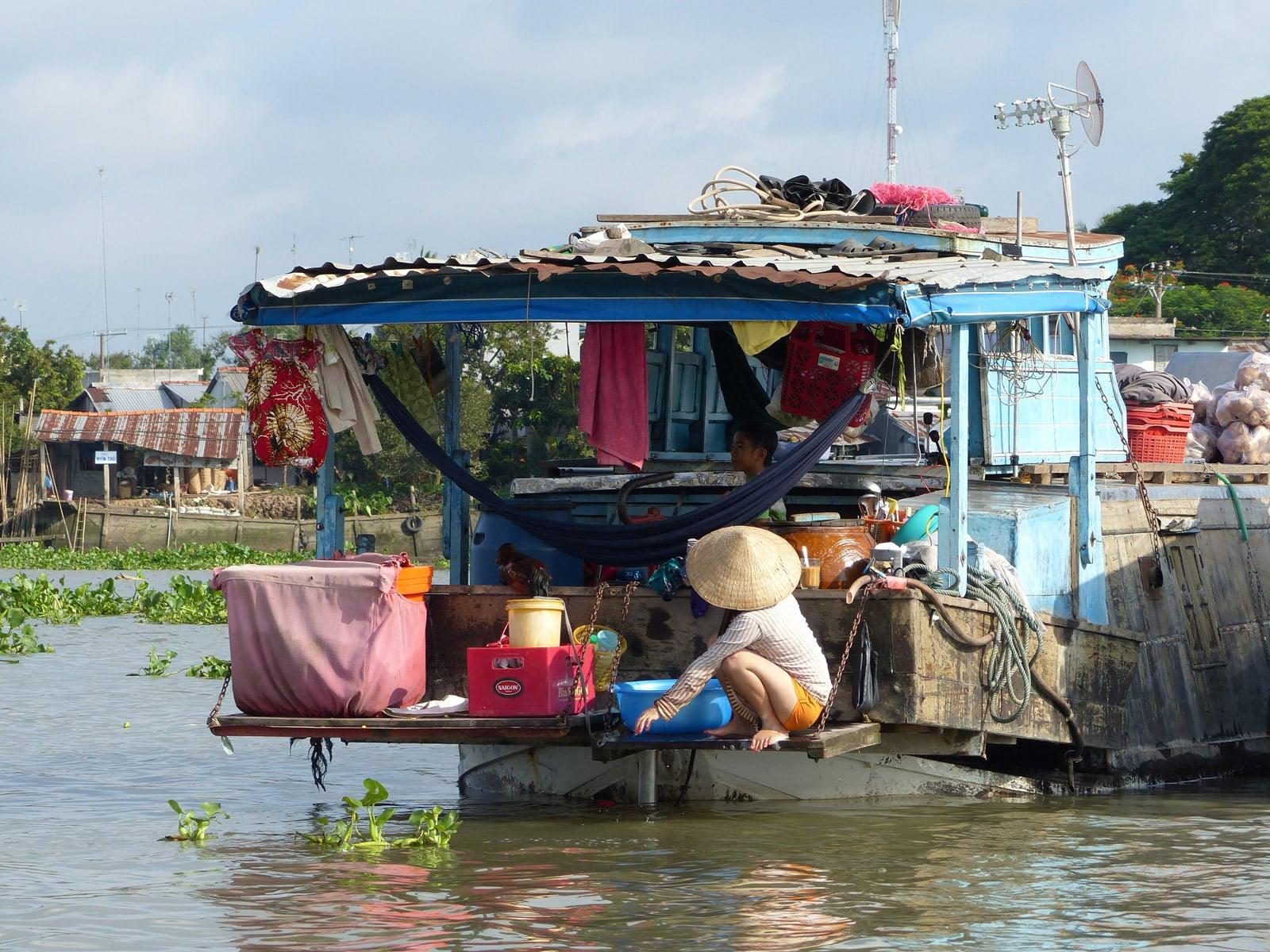 rondreis vietnam mekong delta hoogtepunt 9