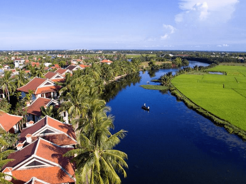 Hoi An, Hoi An Riverside Resort | Rama Tours