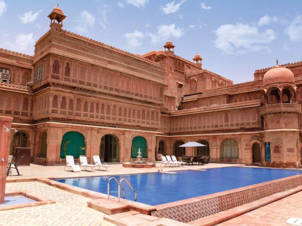 Bikaner, Laxmi Niwas Palace | Rama Tours