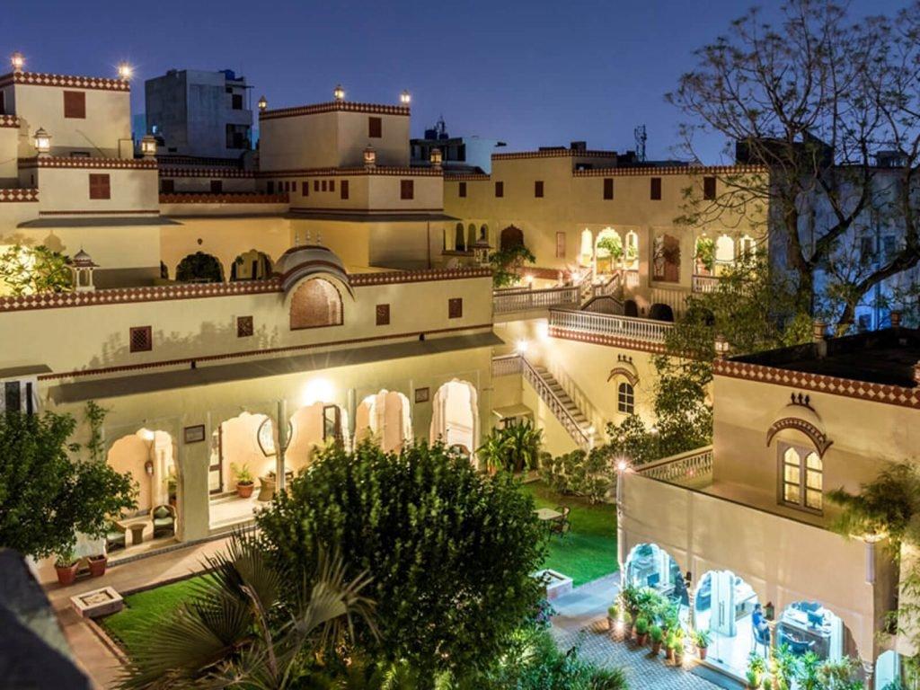 Jaipur, Mandawa Haveli | Rama Tours