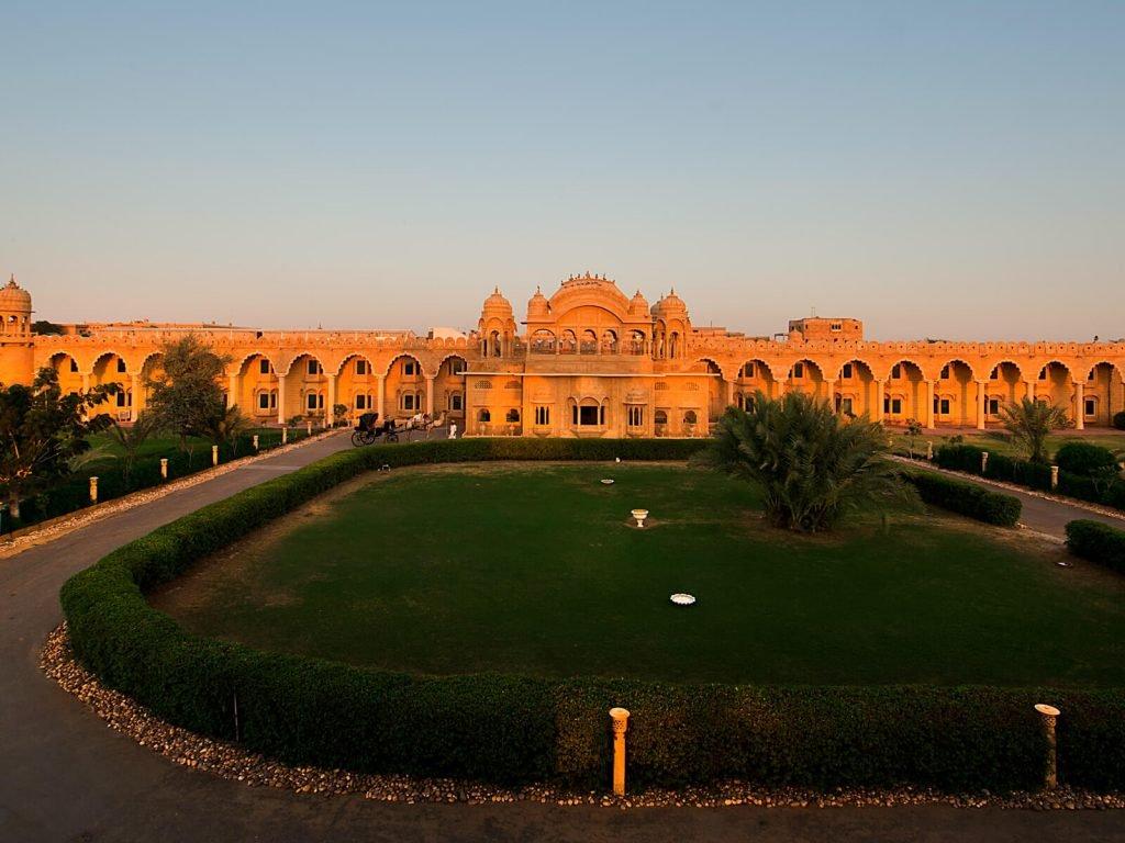Jaisalmer, Fort Rajwada hotel | Rama Tours
