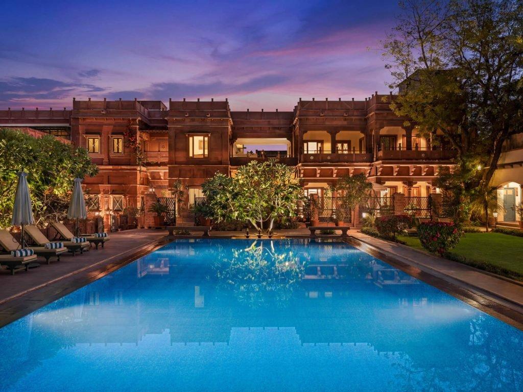 Jodhpur, Ratan Vila Palace | Rama Tours
