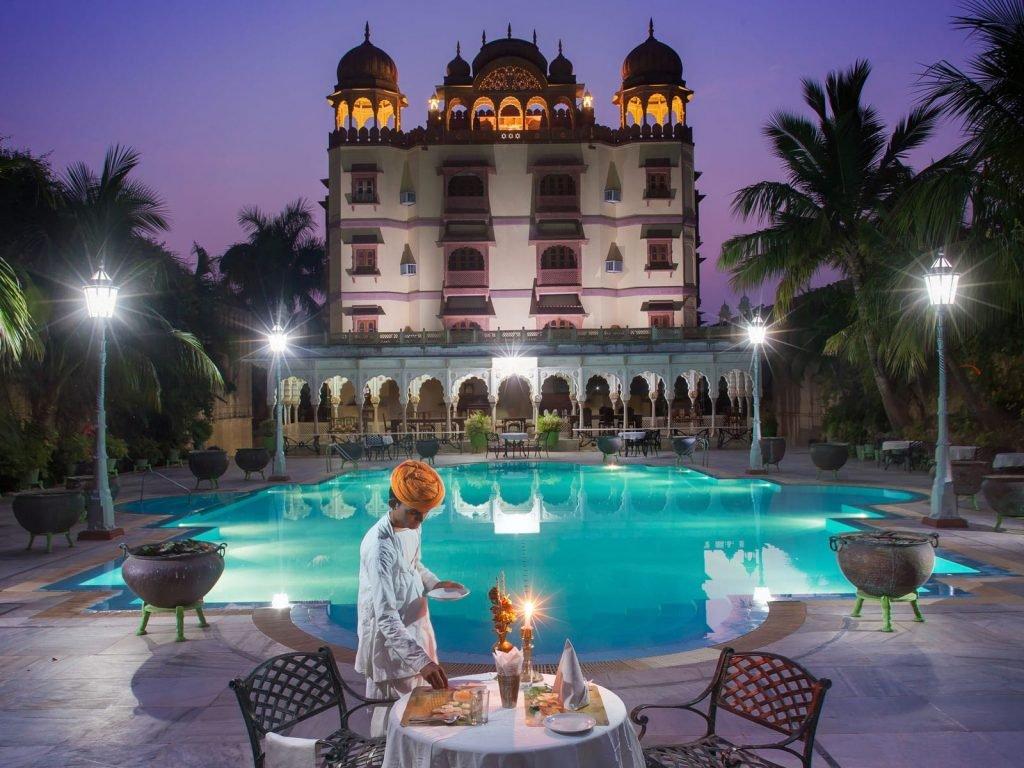 Pushkar, Jagat Palace hotel | Rama Tours
