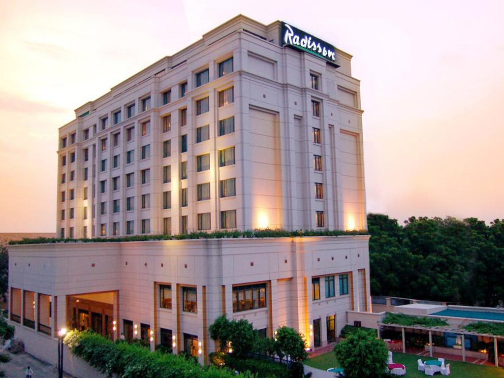 Varanasi, Radisson hotel | Rama Tours