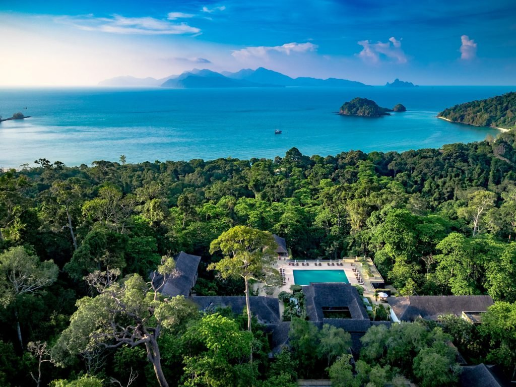 Langkawi, The Datai | Rama Tours