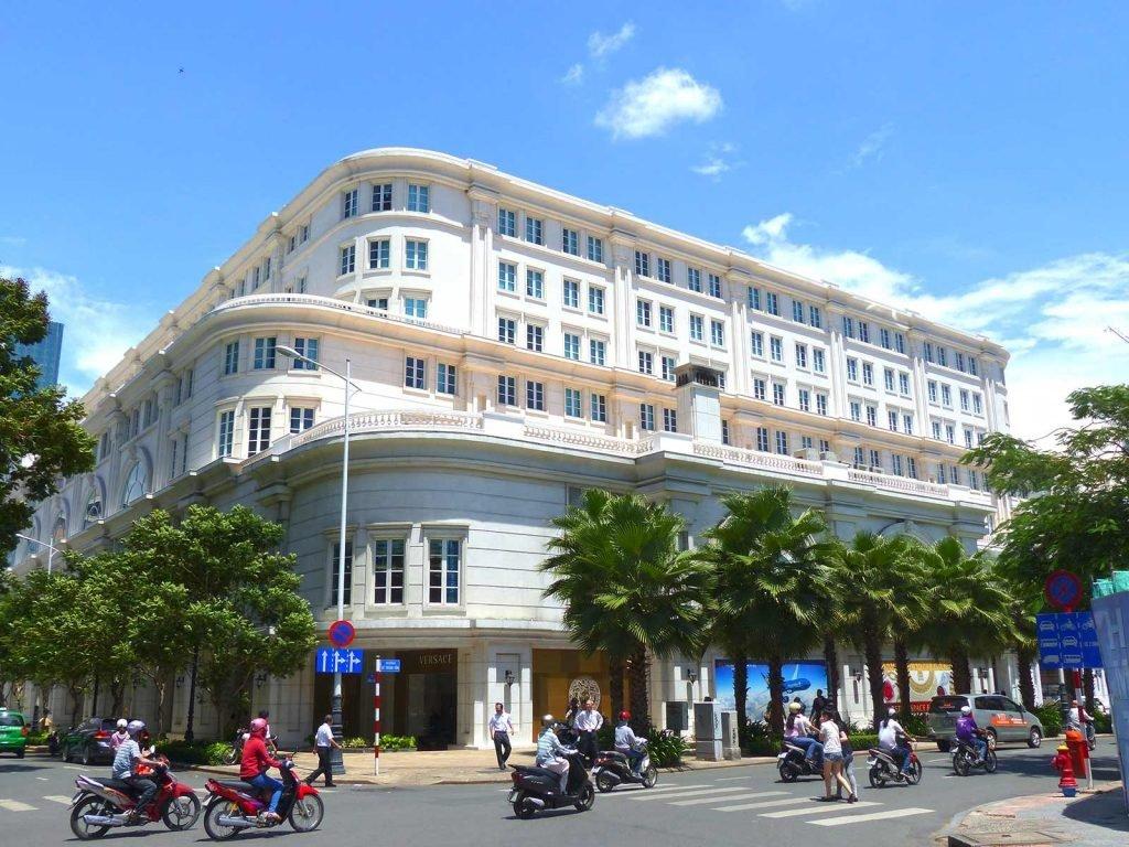 Ho Chi Minh City, Continental Saigon | Rama Tours