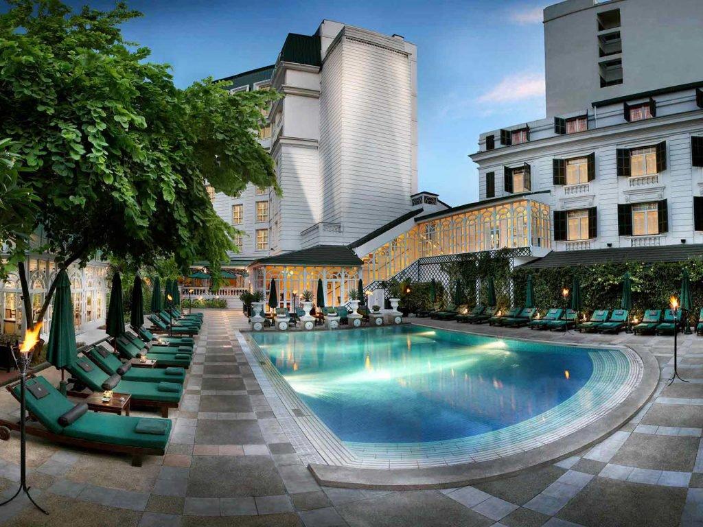 Hanoi, Sofitel Legend Metropole | Rama Tours