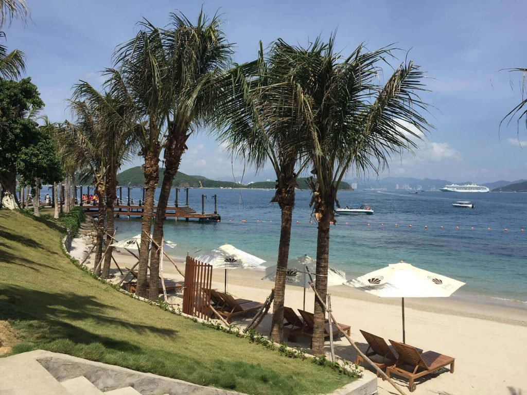 Nha Trang, Hon Tam Eco Green Resort   Rama Tours