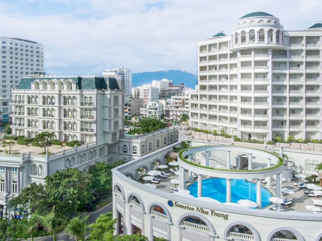 Nha Trang, Sunrise Beach Resort | Rama Tours