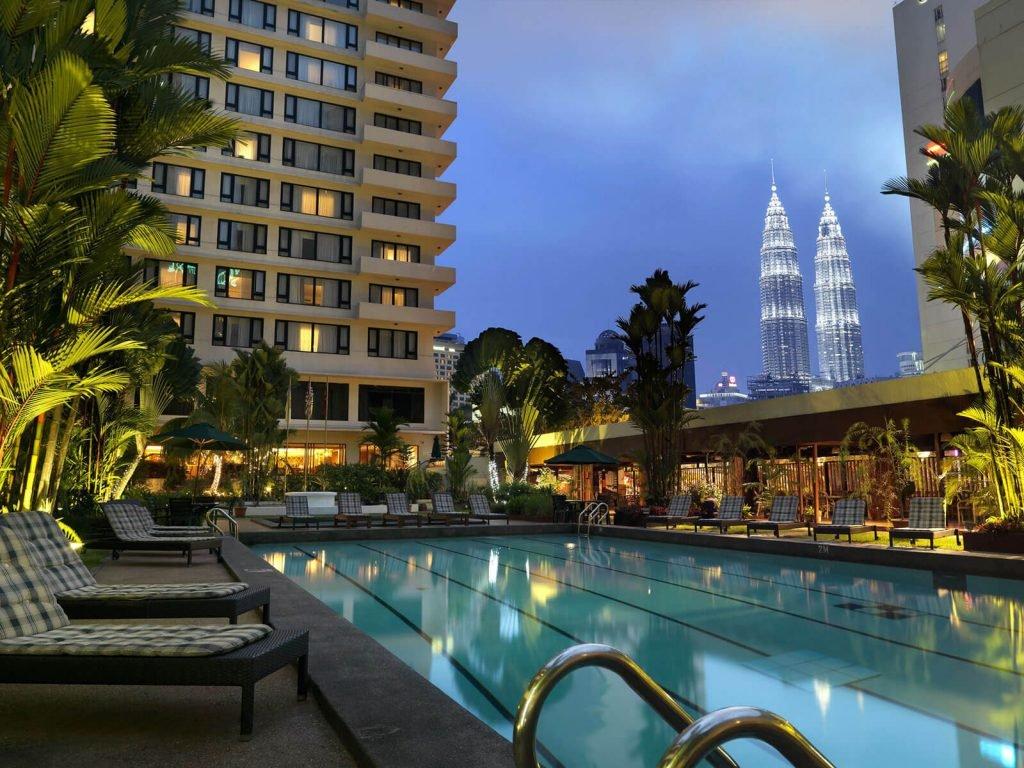 Kuala Lumpur, The Federal   Rama Tours