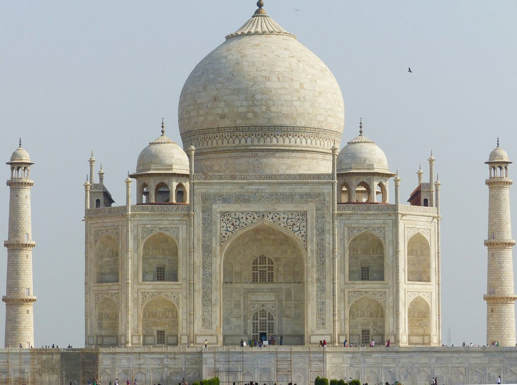 Rondreis INDIA De gouden driehoek en Varanasi