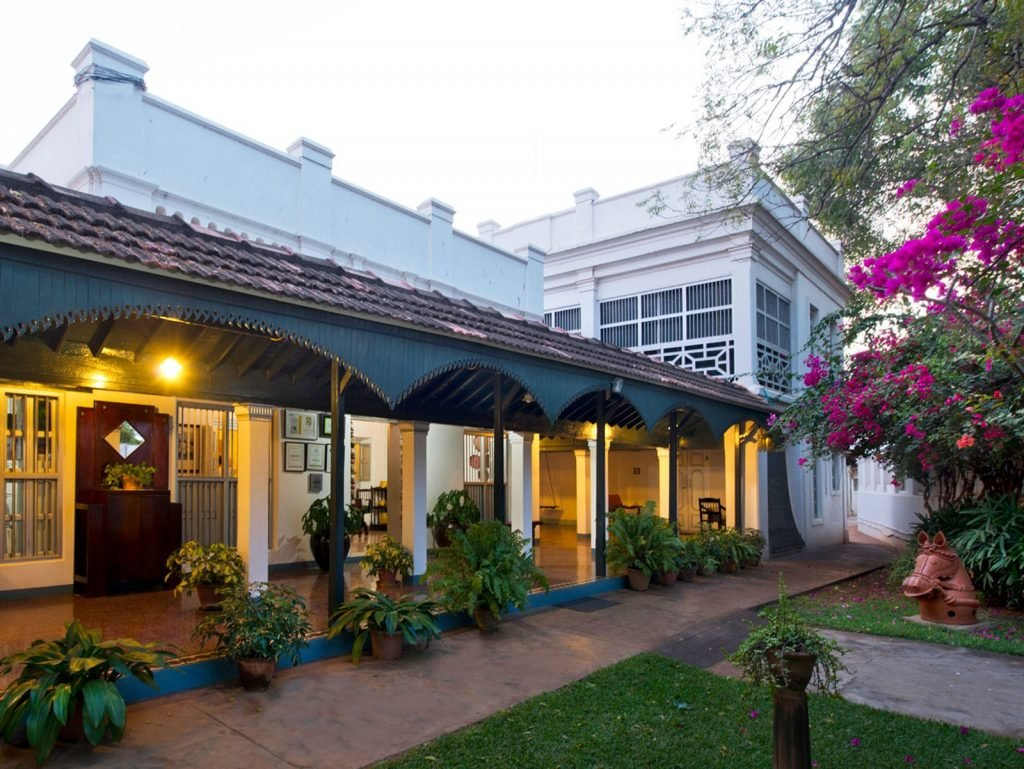 Karaikudi (Chettinad), The Bangala hotel | Rama Tours