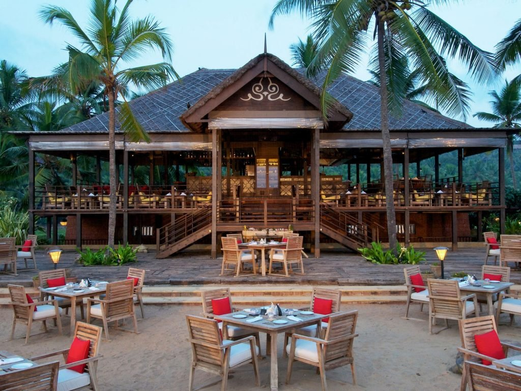 Kovalam, Taj Green Cove Resort & Spa (voorheen Taj Vivanta) | Rama Tours