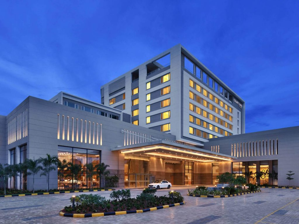 Madurai, Courtyard by Marriott | Rama Tours