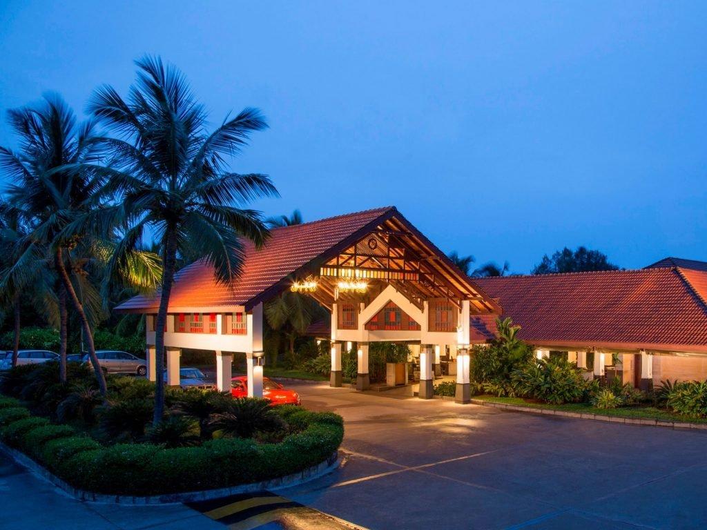 Mahabalipuram (Mamallapuram), Radisson Blu Temple Bay resort | Rama Tours