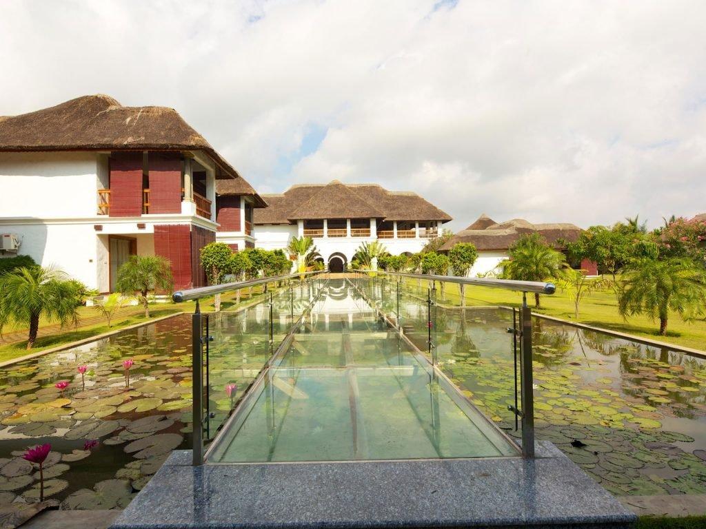 Pondicherry, hotel Le Pondy | Rama Tours