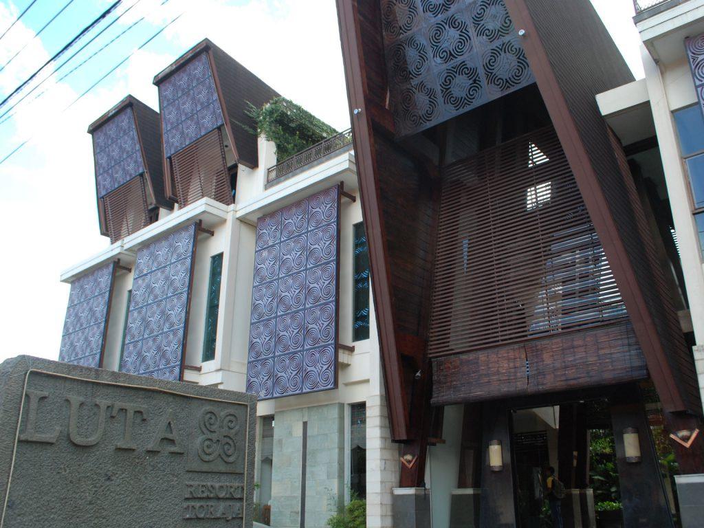 Tana Toraja, Luta hotel | Rama Tours