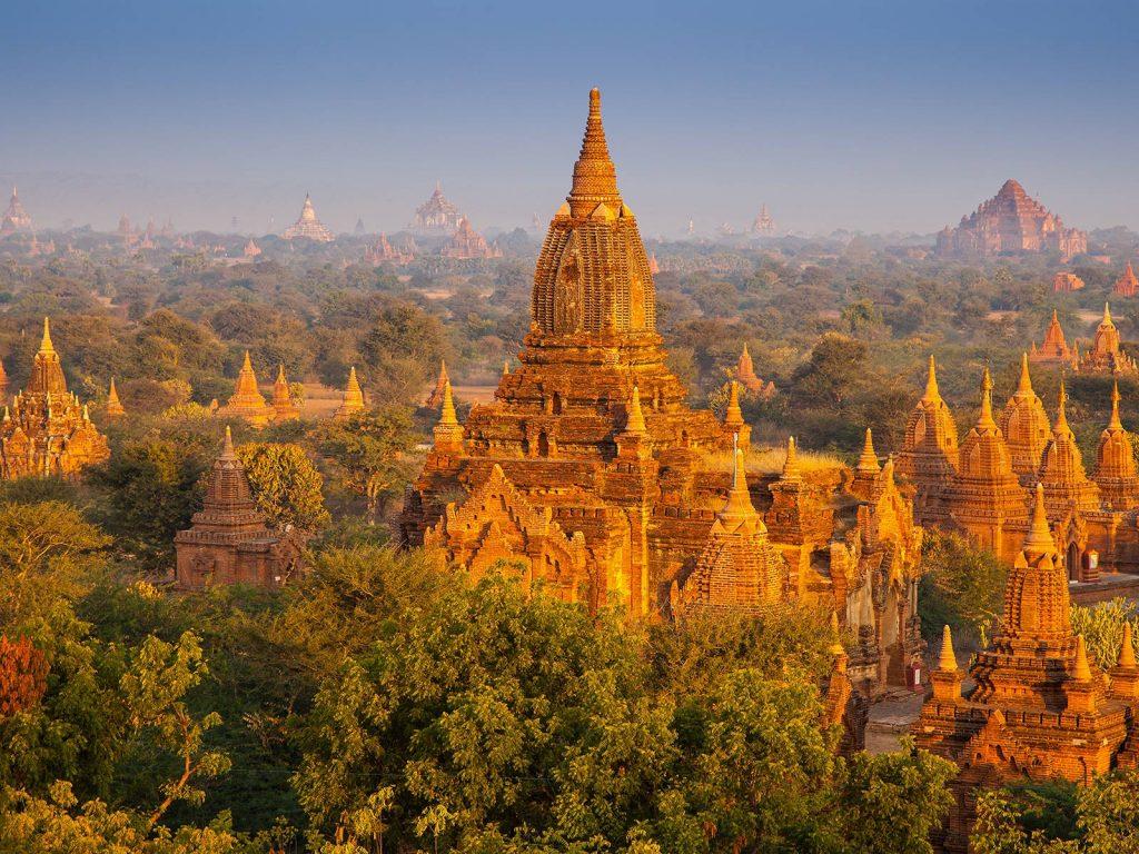 Rondreis Magisch Myanmar