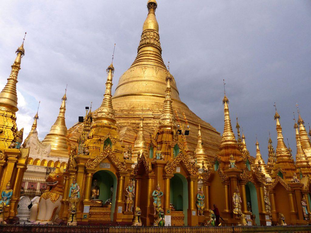 Rondreis Myanmar Hoogtepunten