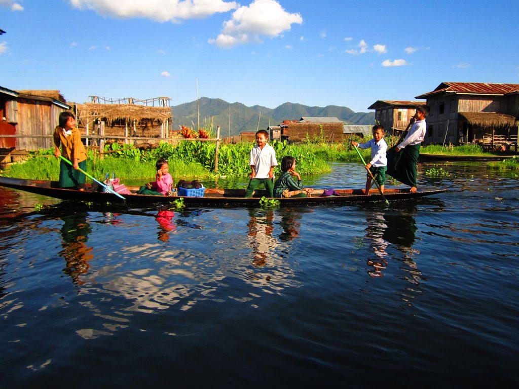 Rondreis Myanmar uitgebreid