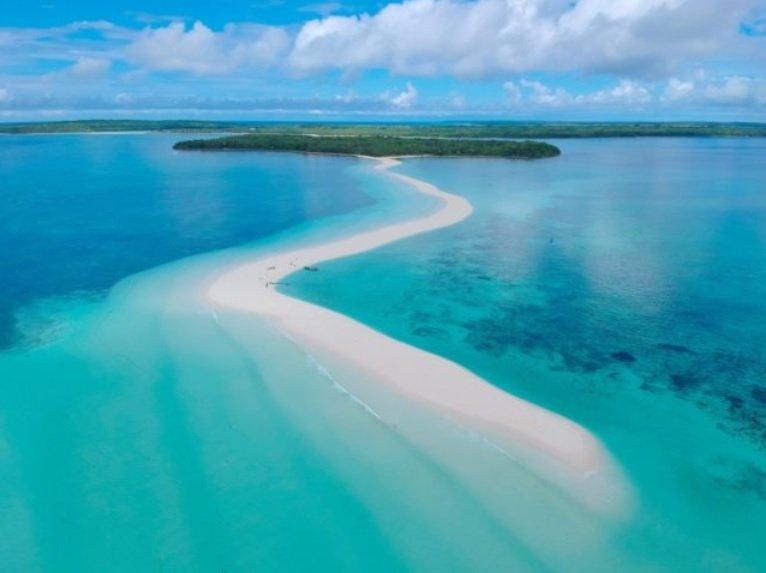 rondreis molukken kei eilanden ngurtafur beach