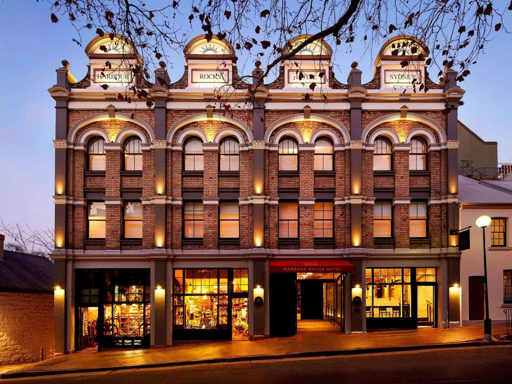 Sydney, Harbour Rocks hotel | Rama Tours