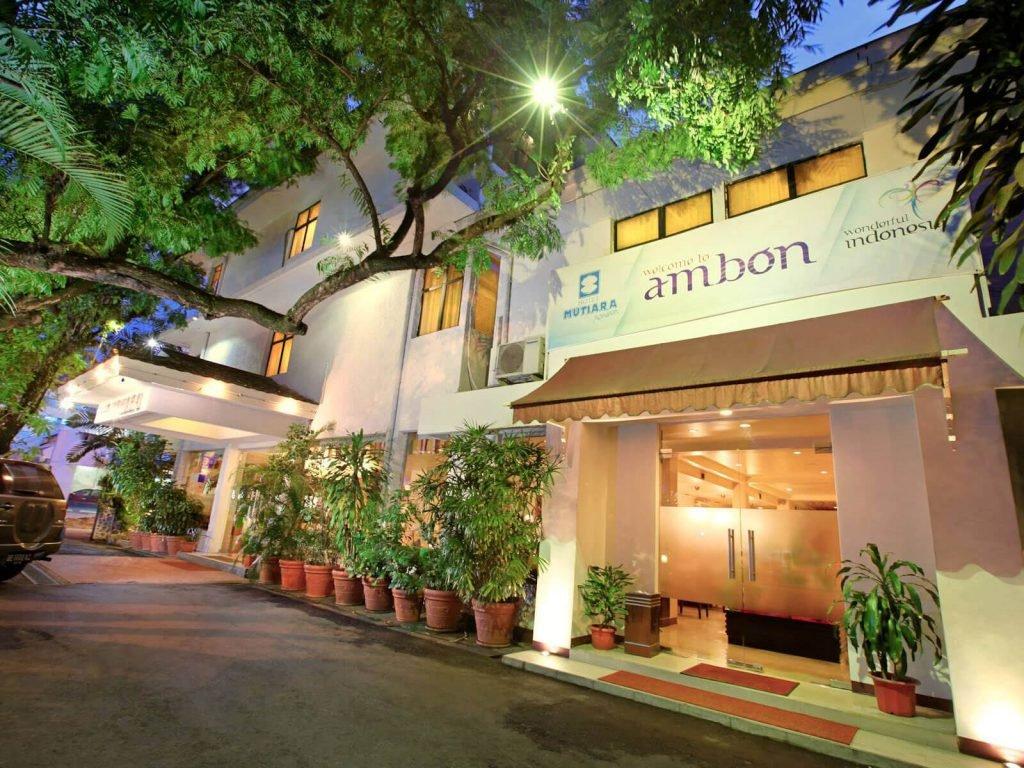 Ambon, Mutiara Ambon | Rama Tours