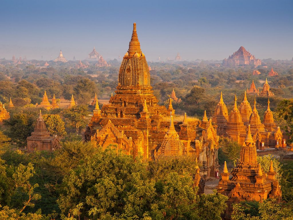 Bagan | Rama Tours