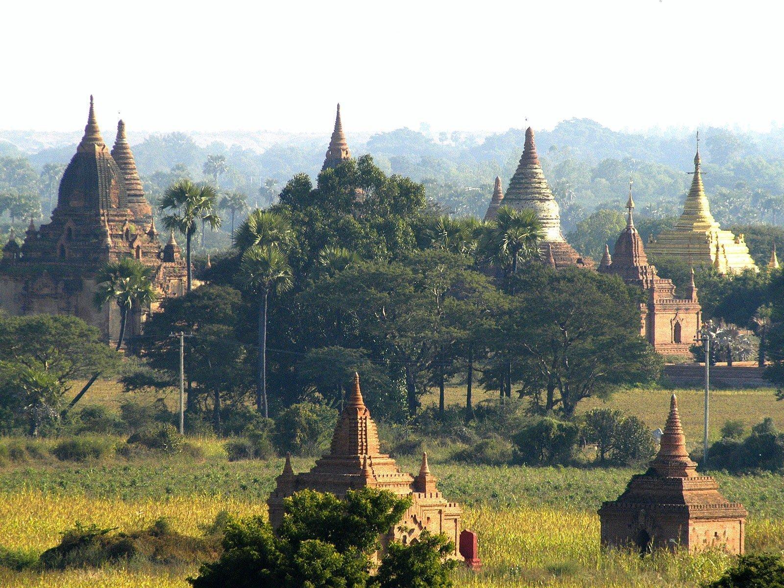 rondreis myanmar bagan hoogtepunt 10