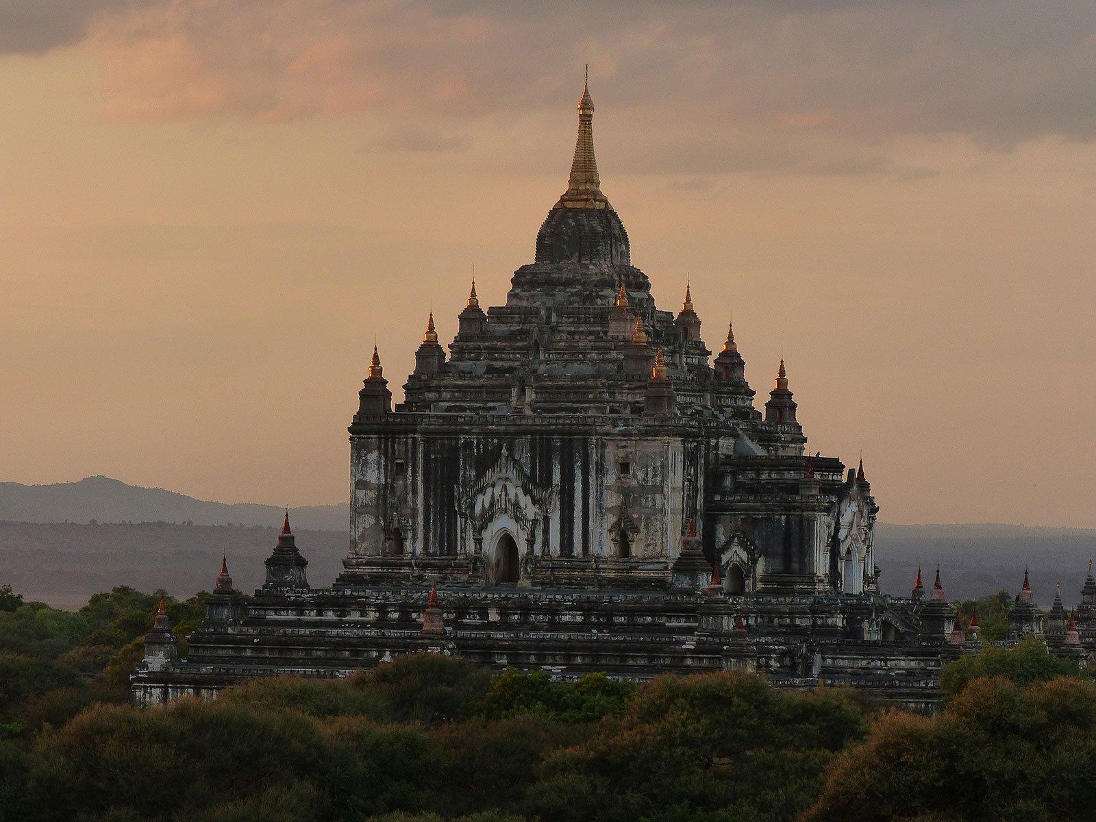 rondreis myanmar bagan hoogtepunt 18