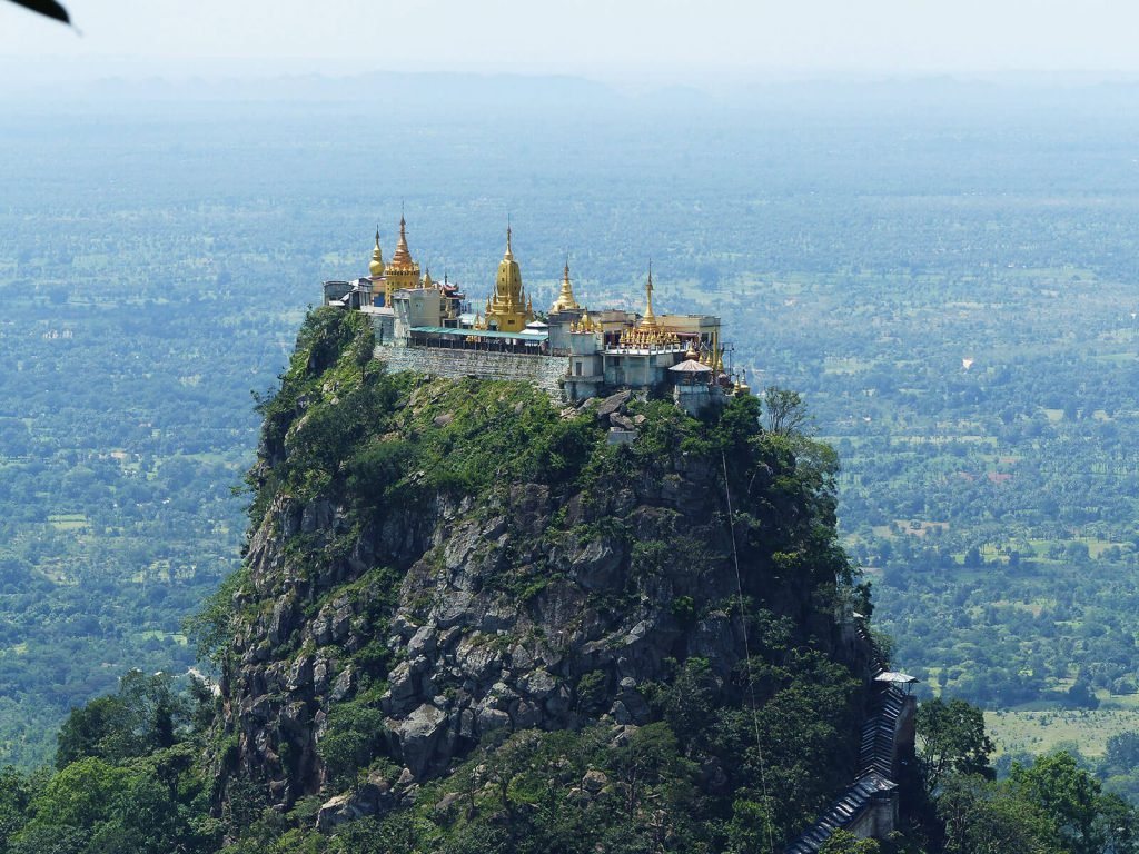 Mount Popa | Rama Tours