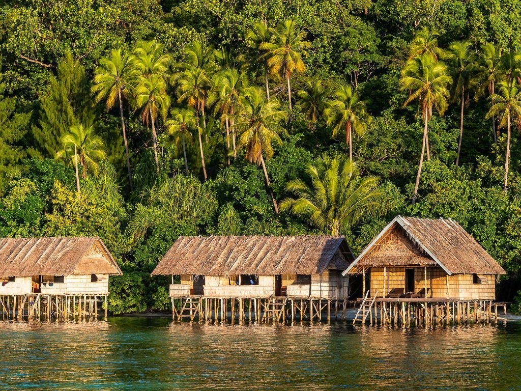 Raja Ampat, Kri Eco Resort | Rama Tours