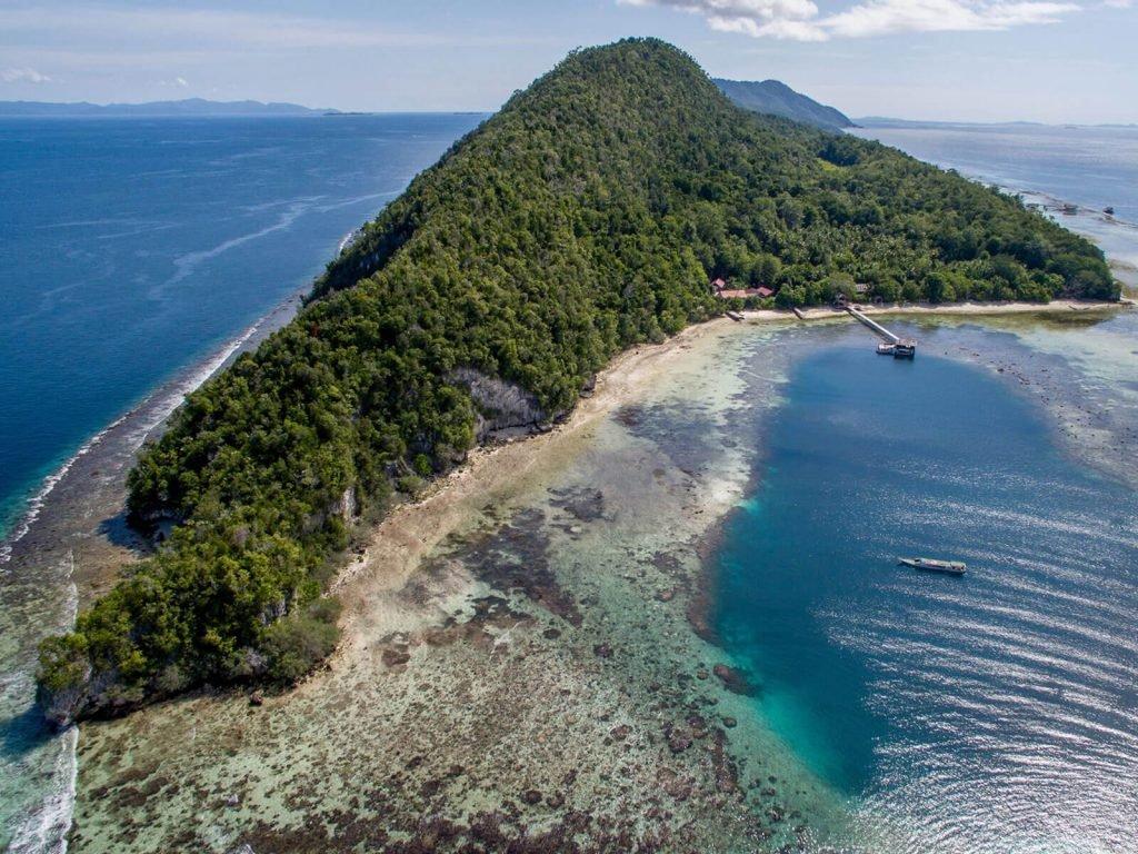 Raja Ampat, Sorido Bay Resort   Rama Tours